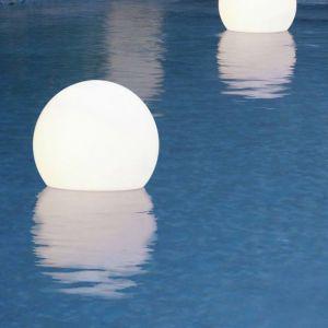 Slide ACQUAGLOBO - Lampe flottante d'extérieur Ø40cm - Luminaire d'extérieur