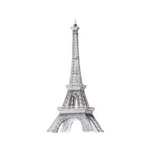 Metal Earth ICONX EIFFEL TOWER (4PCS)