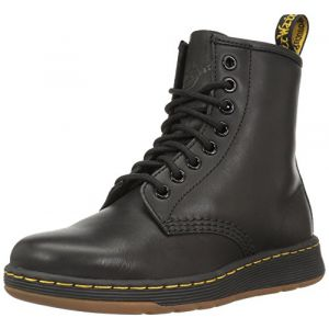 Dr. Martens Newton, Bottines de Ville Mixte Adulte, Noir (Black Temperley 001), 37 EU