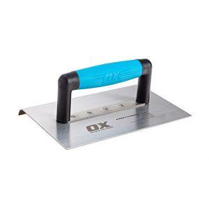OX Fer à bordure grand angle Dim. 145 x 215 x 16 mm P014916 Pro - taille: