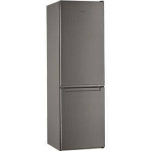 Whirlpool Réfrigérateur congélateur en bas W7811IOX