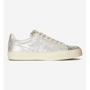 Gola Baskets basses ORCHID II CHEETAH blanc - Taille 36,37,38,39,40,41