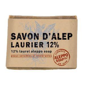Aleppo Soap Co Savon d'Alep Laurier 12%