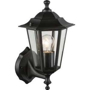Globo Lighting 31880 Luminaire extérieur - 1xE27 60W 230V - Aluminium / Fonte noir 31880 Luminaire extérieur - 1xE27 60W 230V - Aluminium / Fonte noir