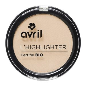 Avril L'Highlighter Certifié Bio