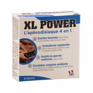 Labophyto XL Power 20 gélules