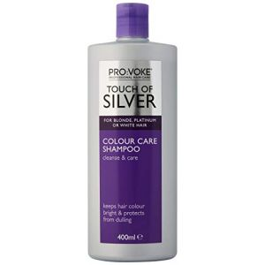 Pro:Voke Touch Of Silver Daily Shampoo - 400 ml