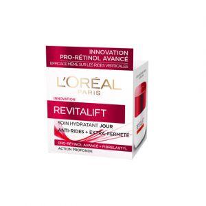 L'Oréal Revitalift Jour Anti-ride, 40-60 ans 50ml