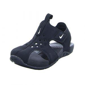 Nike Sunray Protect 2 Bébé Noire Sandales Bébé