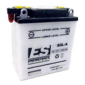 EnergySafe Batterie YB3L-A avec acide