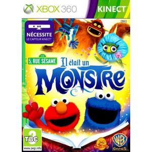 5, Rue Sésame : Il Etait un Monstre (jeu compatible Kinect) [XBOX360]
