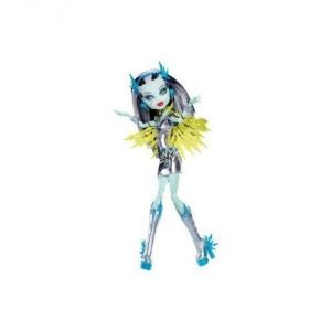Mattel Monster High Super Hero Frankie Stein Voltageous