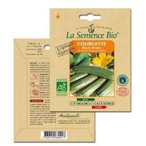 La Semence Bio Graines de Courgette Longue