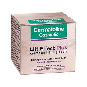 Somatoline Cosmetic Dermatoline Lift Effect Plus - Crème anti-âge peaux sèches et matures