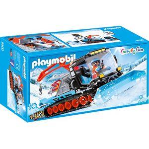 Image de Playmobil 9500 - Agent avec chasse-neige