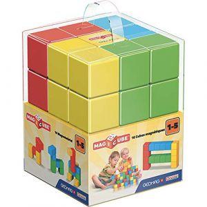 Geomag MagiCube Pré-scolaire Gratuit Bâtiment 16-pièces multicolore