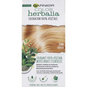 Garnier Herbalia Coloration 100% végétale blond vénitien