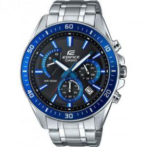 Casio EFR-552D-1A2VUEF - Montre pour homme Chronographe