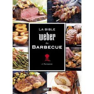 Larousse 1251821 - Livre de cuisine La Bible Weber barbecue