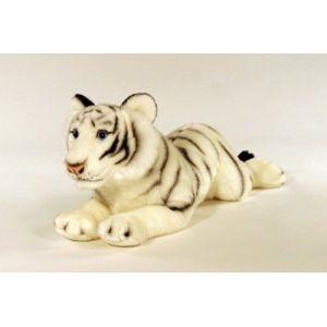 Keel Toys 64842 - Peluche tigre blanc