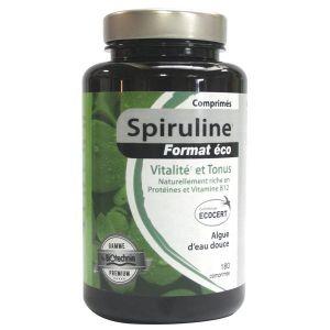 Biotechnie Spiruline - 180 comprimés