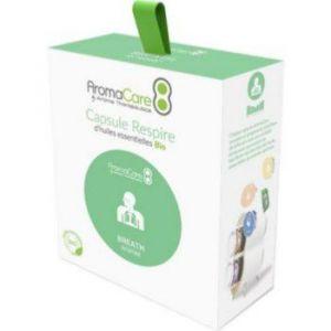 Aromacare Capsule Respire aux 7 Huiles Essentielles Bio