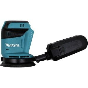 Makita DBO180Z - Ponceuse excentrique 125 mm 18V machine seule