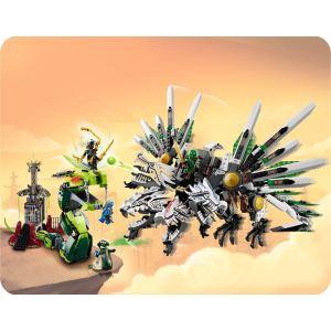 Lego 9450 - Ninjago : Le combat des dragons