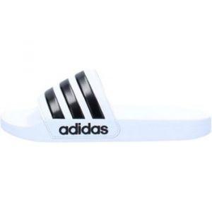 Adidas Adilette Shower, Chaussures de Plage & Piscine homme - Blanc