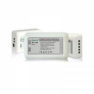 Vision-El Controleur pour télécommande Rgb Blanc