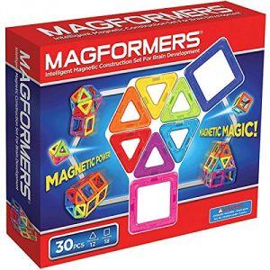 Magformers 63076 - Jeu de construction 30 pièces