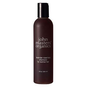 John Masters Organics Shampoing Lavande et Romarin pour cheveux normaux