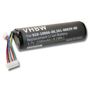 Vhbw Batterie Li-Ion 2200mah pour GpS de chasse Garmin Astro