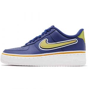 Nike Chaussure Air Force 1'07 LV8 Sport NBA - Bleu - Taille 43 - Male