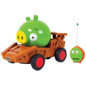 Nikko Voiture radiocommandée Angry Birds