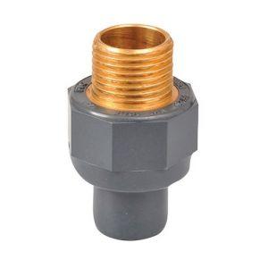 GIRPI Embout filetage laiton - 50/63x1'1/2