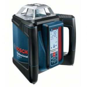 Bosch Professional GRL 500 H + trépied BT170 + Mire GR240 - Laser rotatif horizontal