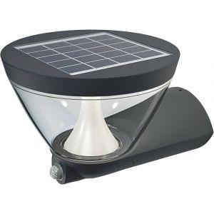 Osram Applique murale LED extérieure ENDURA© STYLE Lantern 4058075032484 LED intégrée gris foncé