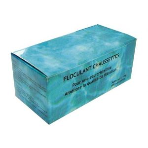 Floculant chaussette 1kg Cat rie fantome MASTER POOL neuf