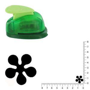 Artémio Petite perforatrice - Fleur - Env 1.5 cm