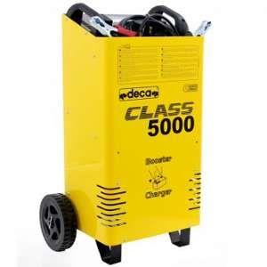 DECA Chargeur Démarreur Utilitaires et camions 12/24V 800amp/h - CB5000