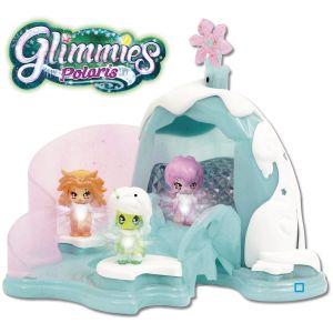 Giochi Preziosi Glimmies Polaris - Glimberg + 1 Glimmies Exclusive