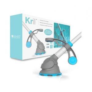 Kokido Aspirateur hydraulique Krill pour piscines jusqu'a 6m de diametre - Puissance filtration requise 99W - 3.8m³/h - Conçu pour les piscines jusqu'à 6m de diamètre - Minimum 99W - 3.8m3/h - Silencieuse.