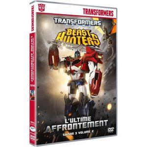 Transformers Prime - Saison 3, Vol. 2 : L'ultime affrontement