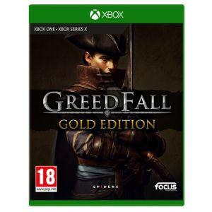 GreedFall Gold Edition (Xbox Series X) [XBOX One, Xbox Series X|S]