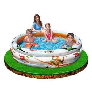 Intex 58425 - Piscine ronde Planes