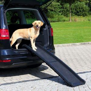 Trixie Petwalk - Rampe télescopique voiture pour chien