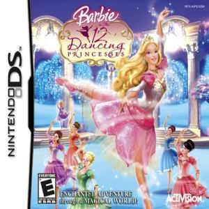 Barbie au Bal des 12 Princesses [NDS]