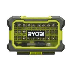 Ryobi Accessoires de vissage HAUTE RESISTANCE RAK32MSD, 32 pièces