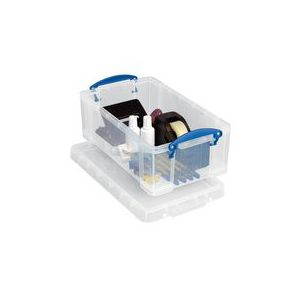 Really useful box Really Useful Boîte en plastique transparent Box 5 200 x 125 x 355 mm